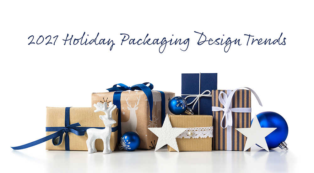 2021 Holiday Packaging - Cover
