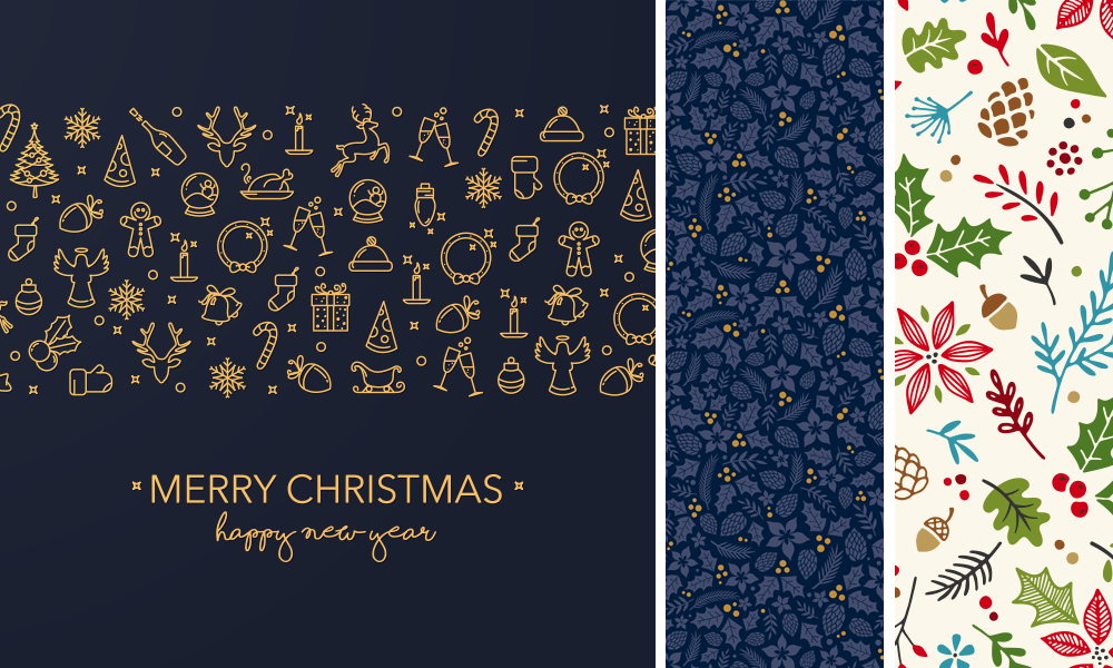 2021 Holiday Packaging - Pattern