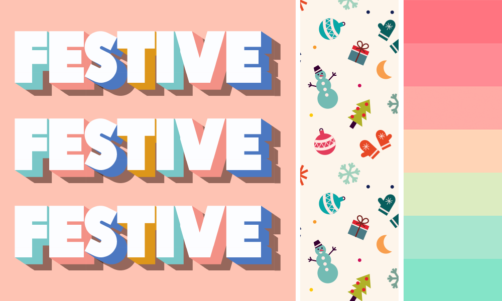 2021 Holiday Packaging - Playful
