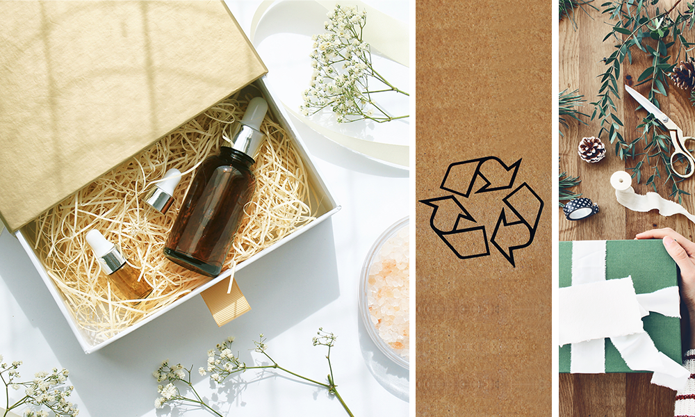 2021 Holiday Packaging - Sustainable