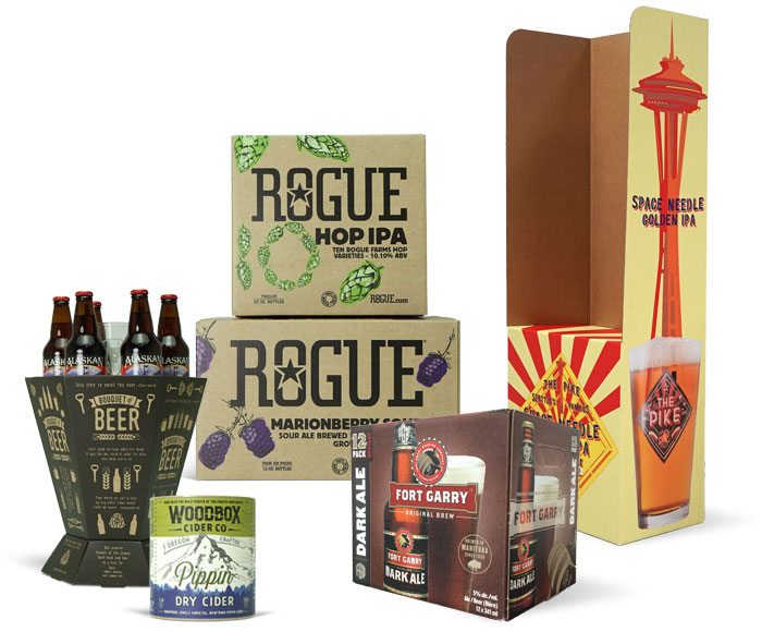 Beer and Cider Packaging