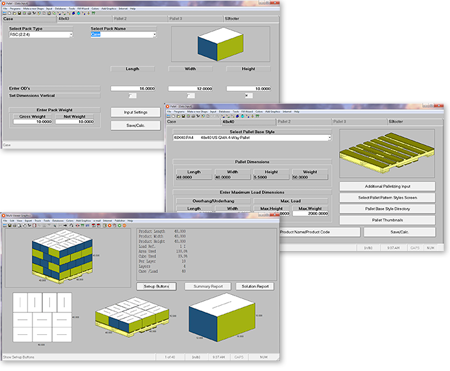 Cape Software Screenshots