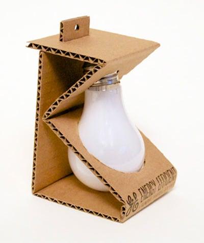 Corrugated-Lightbulb-Packaging