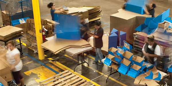 Product Fulfillment and Pack Out