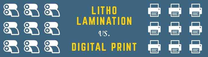 Litho Lamination vs Digital Print Retail Packaging