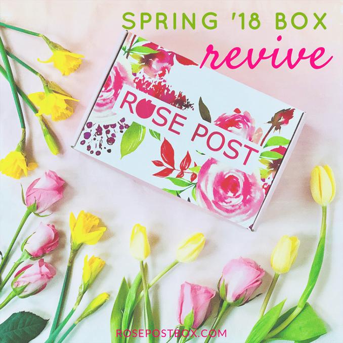 RosePost Subscription Box