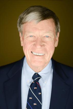 Dave Hill Portrait