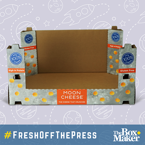 Moon Cheese Case Stacker