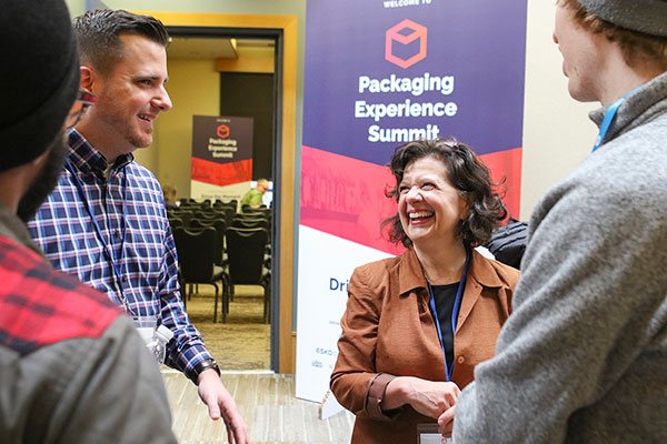 Packaging Experience Summit Attendees