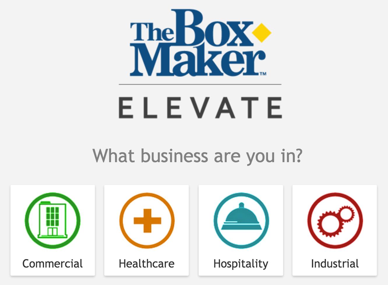 The BoxMaker Elevate Afflink Lean Manufacturing