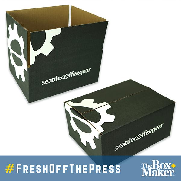 Seattle Coffee Gear Box The BoxMaker
