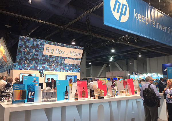 HP Booth Pack Expo 2017