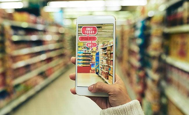 Smartphone-Grocery