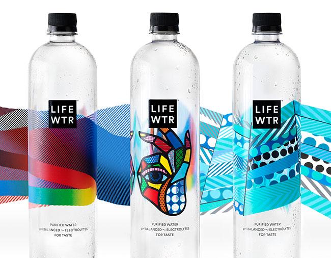 lifewtr bottles